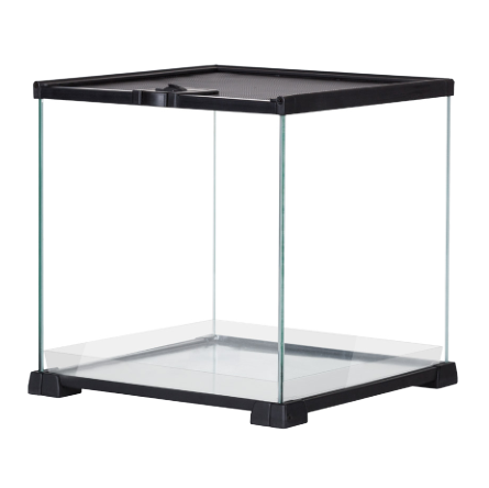 RAK series Knock-Down Mini Glass Reptile Habitat