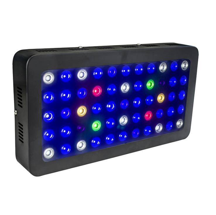 165W Intelligent timed aquarium lights GS-AQ-165W