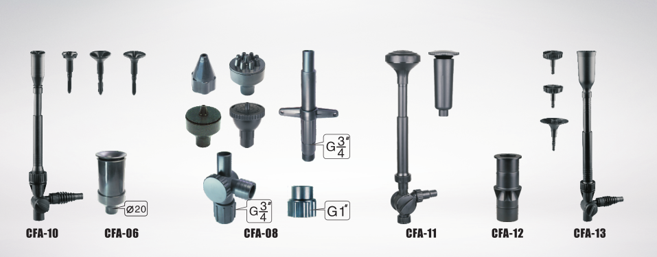 CFA series fountain kits