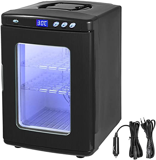Digital Reptile Egg Incubator 23L Capacity Heat and Cool Eggs with LED Display