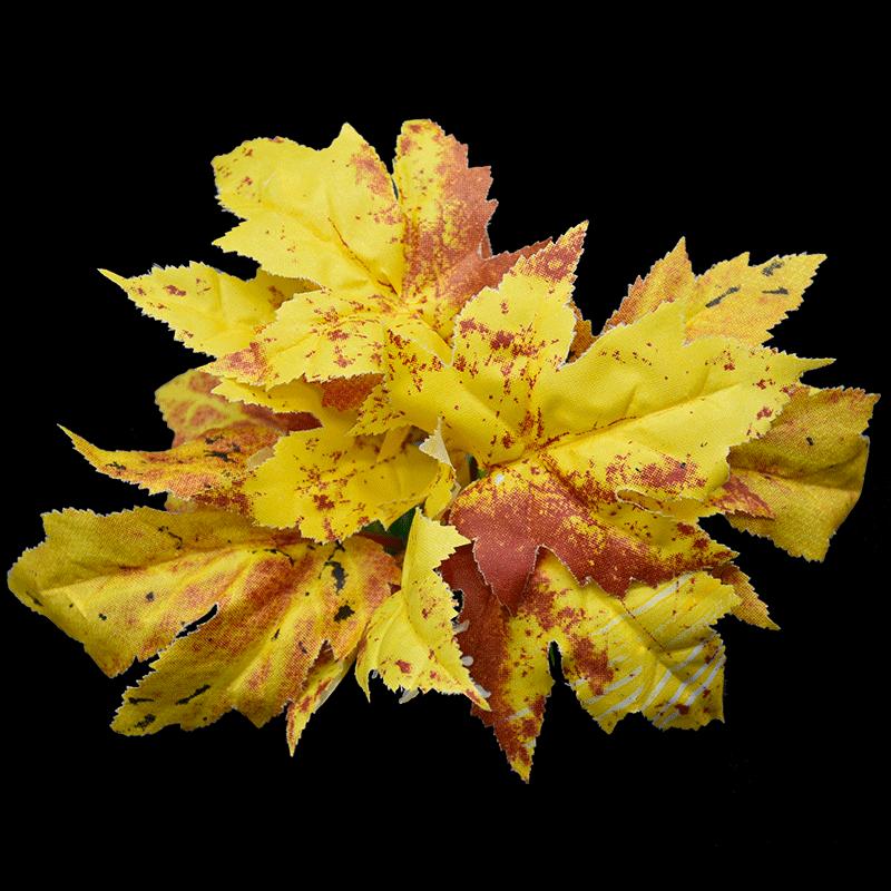 Artificial Maple Leaf AS-F2027