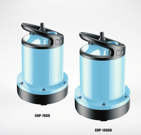 CNP series frequency variation pump