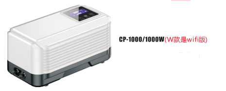 CP series AC/AD lithium battery air pump