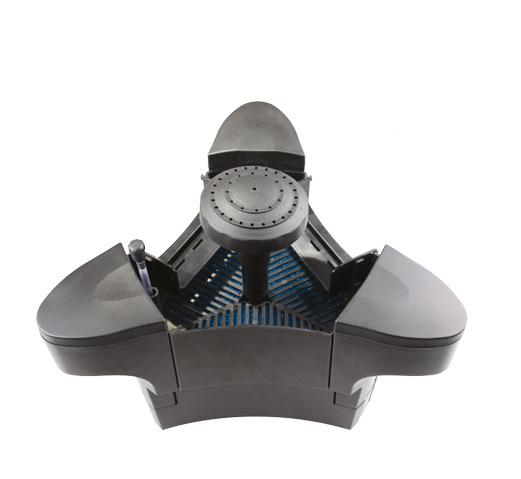 CSP-2000/2500 Float Fountain&Skimmer