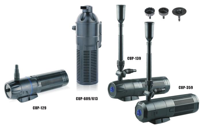 CUP-129 Filter UV Pump
