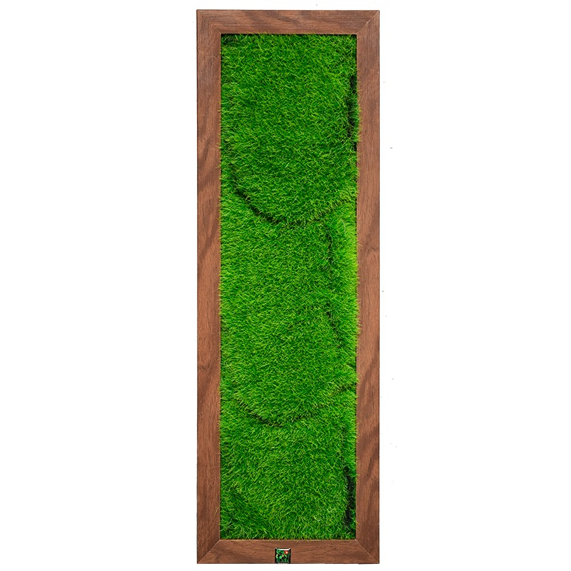 VE0803-PB2060 20*60cm living plant panel