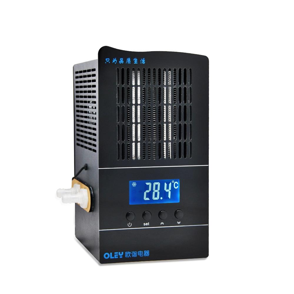 LS-01/02 Digital Electric Mini Aquarium Water Chiller and Heater