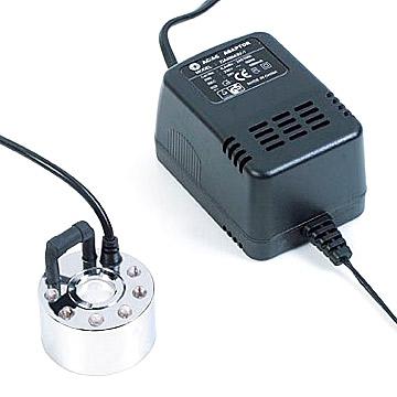 SL-24 6 LEDs Mist maker, ultrasonic mist maker