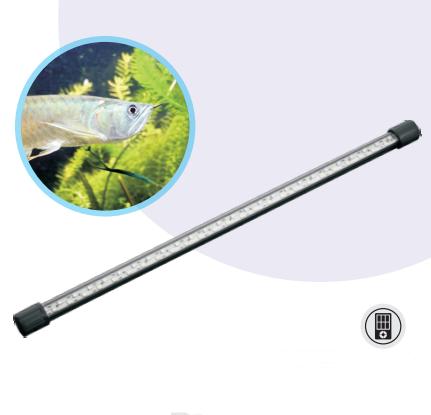 TS-60 T6 Dual-row Aquarium Arowana LED Light
