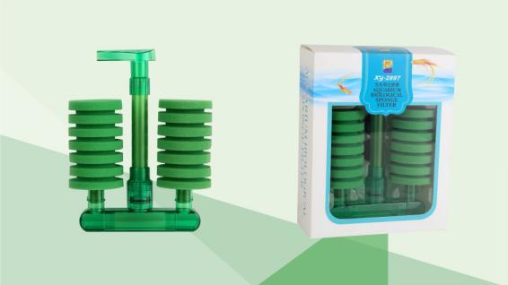 XY-2897 Super Biochemical Sponge Filter