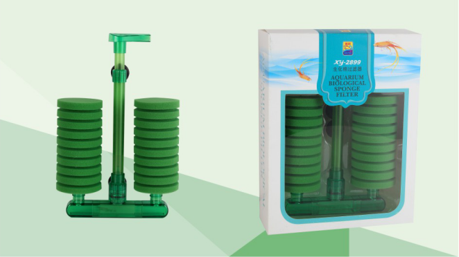 XY-2899 Super Biochemical Sponge Filter