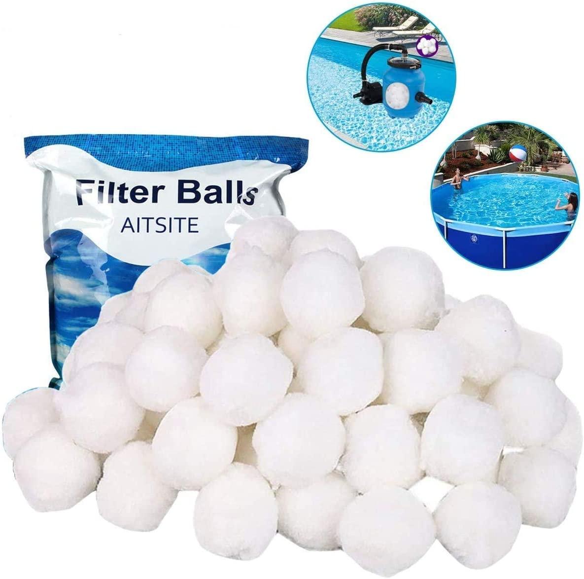 1300g Filter Balls Alternative for 46 kg Filter Sand