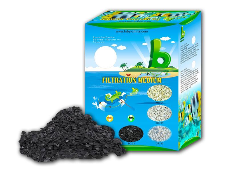 Filter Media- Baboo Carbon BC-01