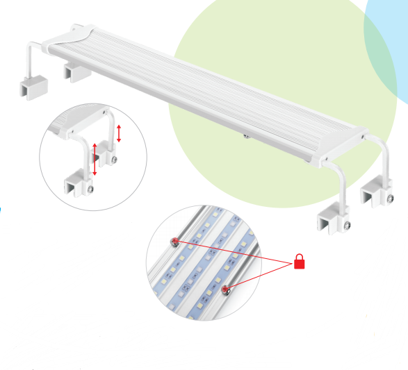 CPL Series Ultra-thin LED Bracket Light