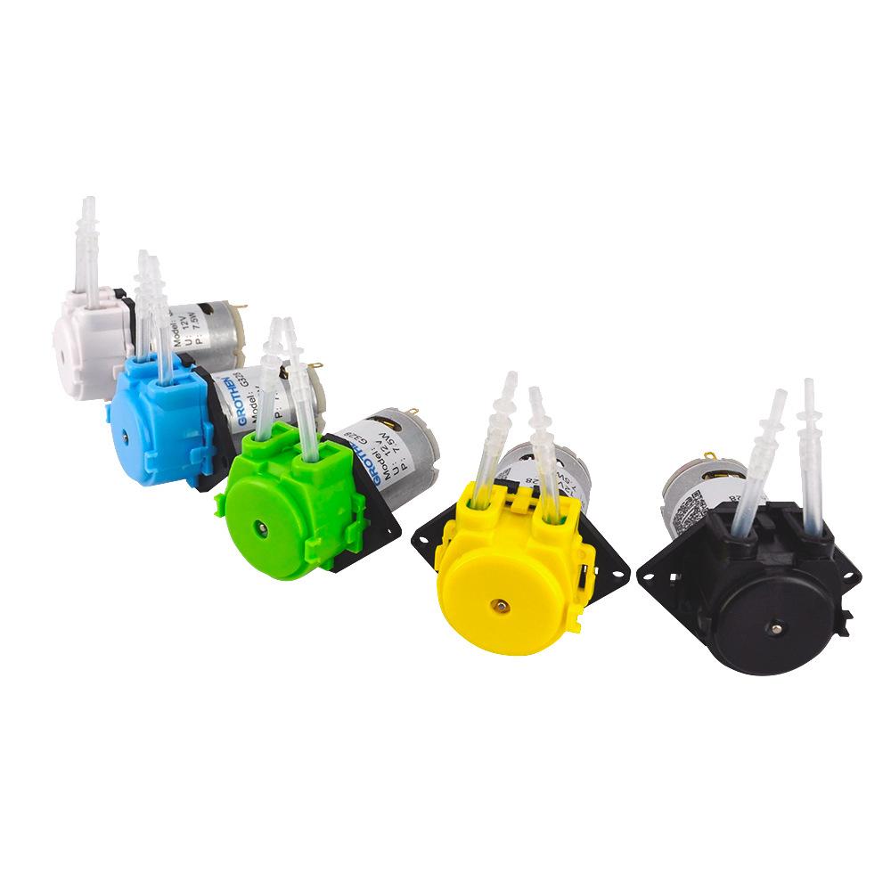 DC Dosing Pump Peristaltic pump Dosing Head