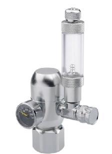 Constant Pressure Mini CO2 Regulator ST-07