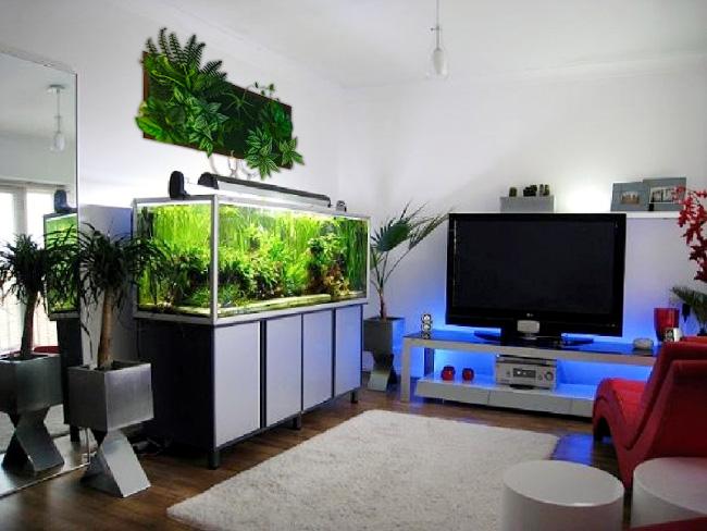 Aquatic Garden 40*100cm