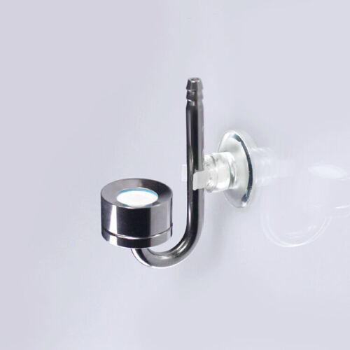 Aquarium mini stainless steel co2 diffuser for Plant with U Shaped Tube Bend V3