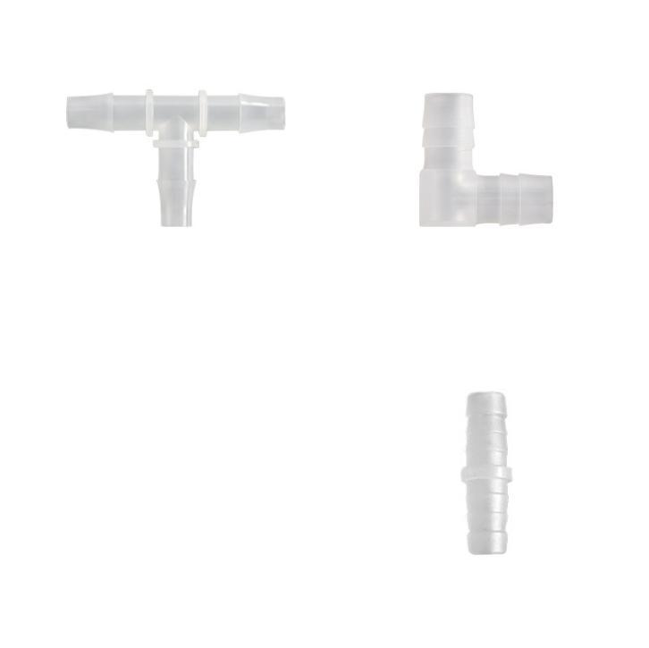 plastic valve three way/right angle/direct/4 way